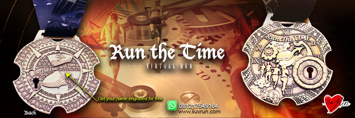 Join Now! Run the Time