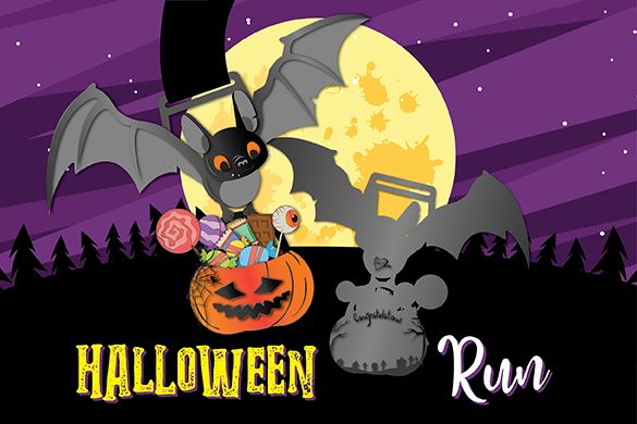 Join Now! Halloween Run 2018