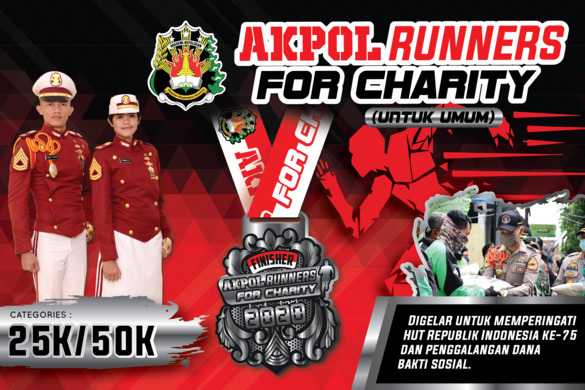 Join Akpon Runners for Charity and donate!