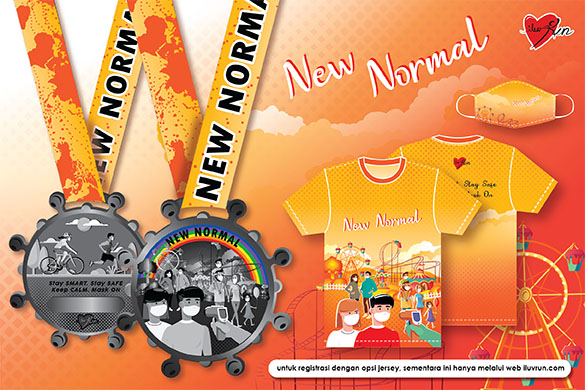 Join Now! New Normal Run and Ride