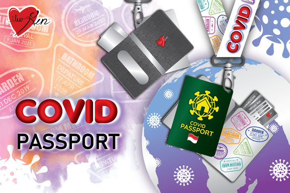Join Now! COVID Passport Run and Ride