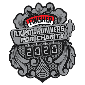 Akpol Runners Badge