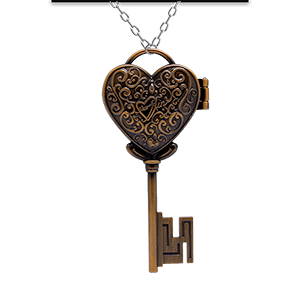 St. Valentine's Key (rear)