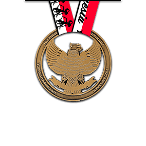 Celebrate Indonesia: September Pancasila (rear)