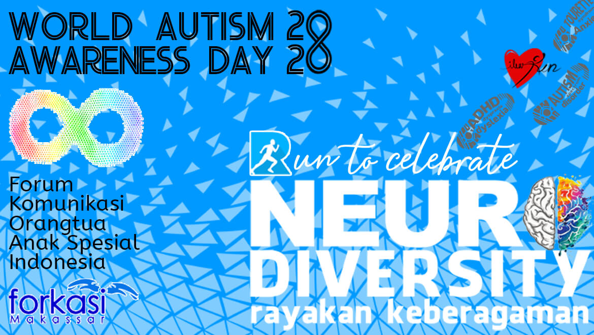 Ride to Celebrate Neurodiversity