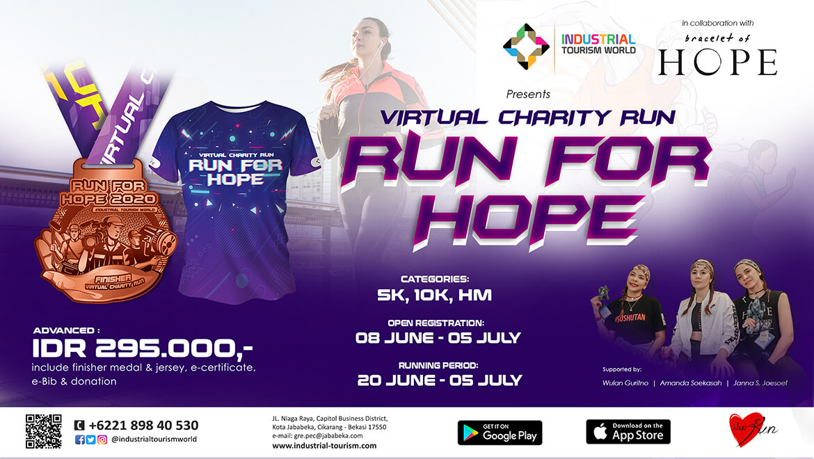Run for Hope (Advanced)