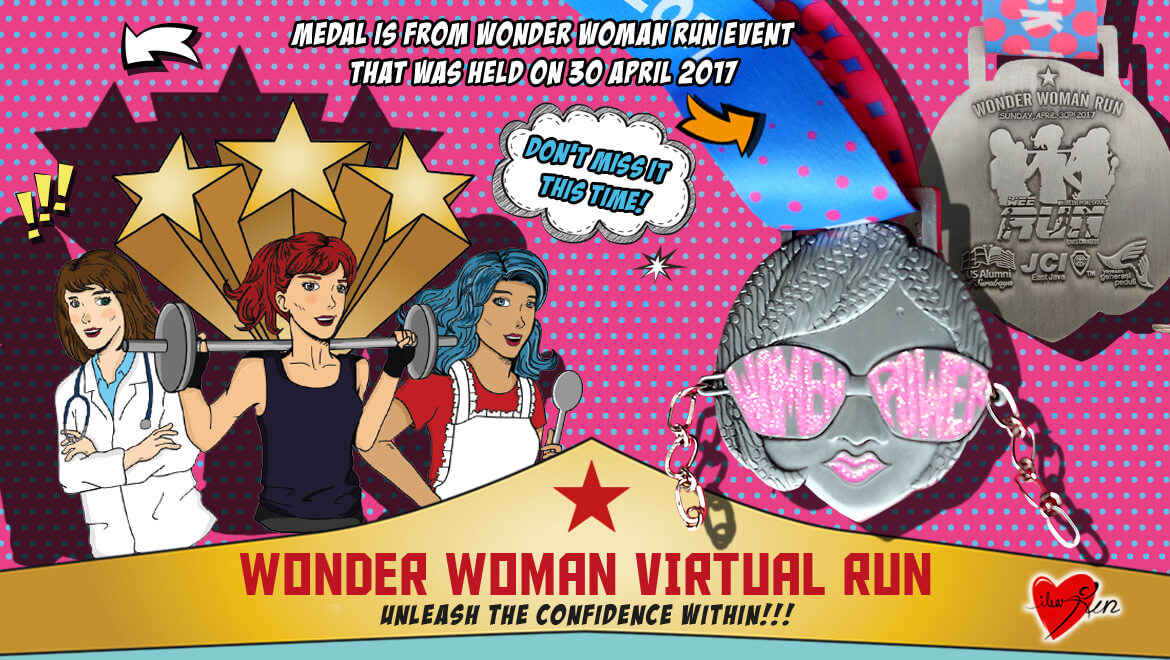 Wonder Woman Run