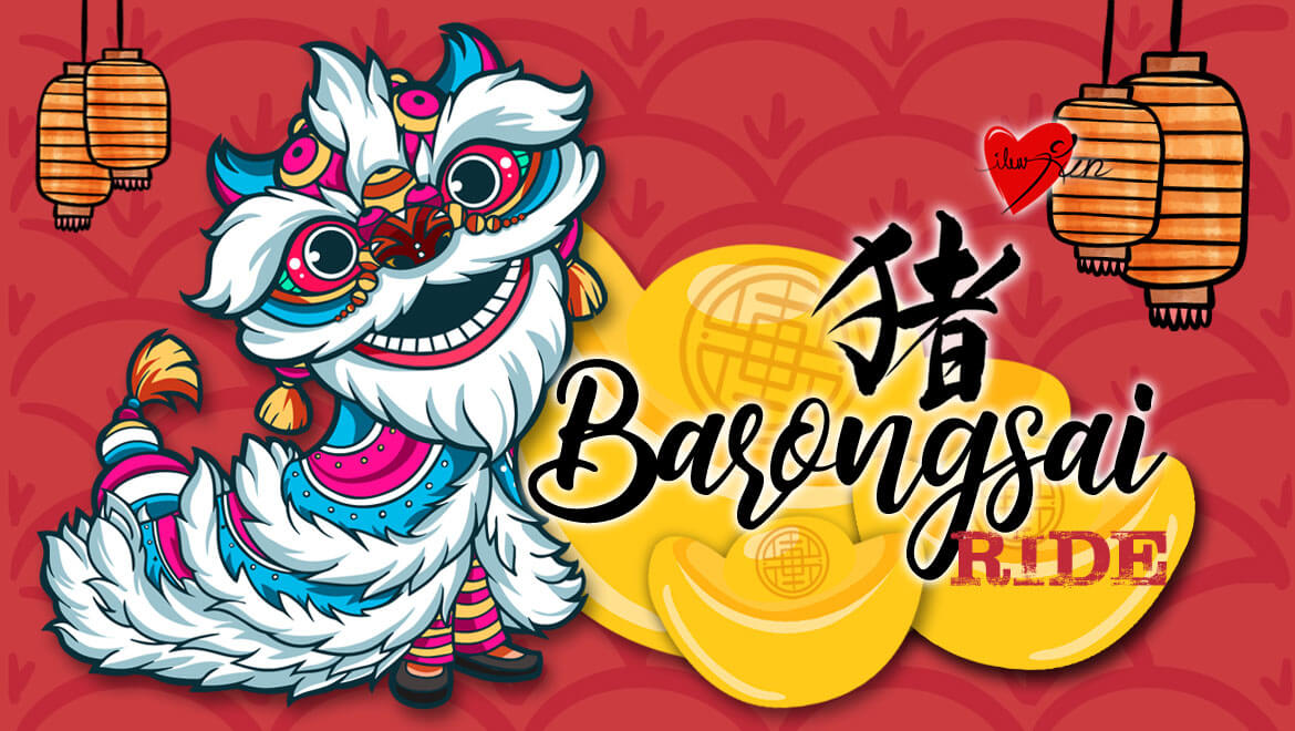 Barongsai Ride