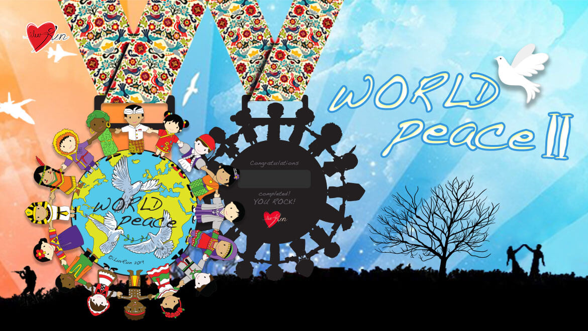World Peace Ride II