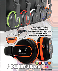 Handsfree Powerfull Bass. Colours: orange, red, white, blue, green